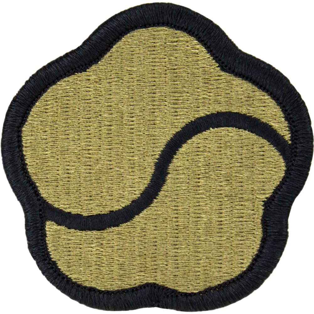 19th Support Command OCP/Scorpion Patch