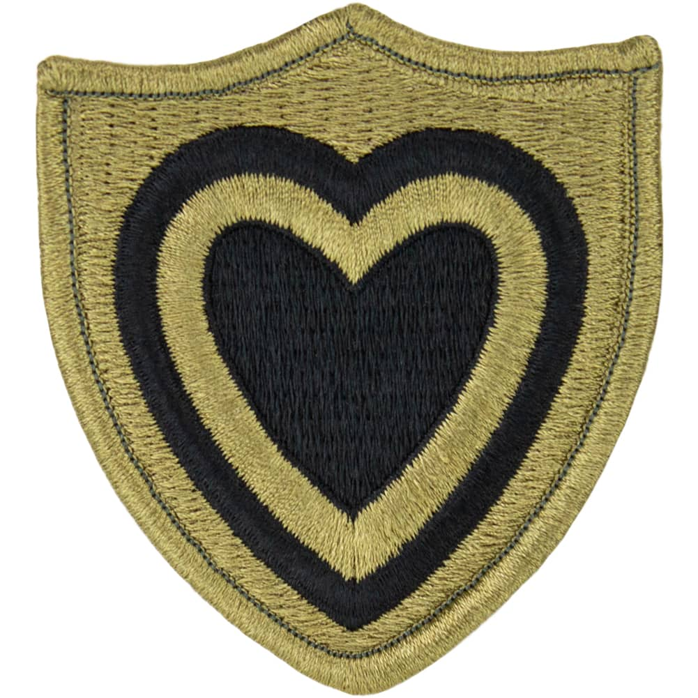 24th Corps OCP/Scorpion Patch