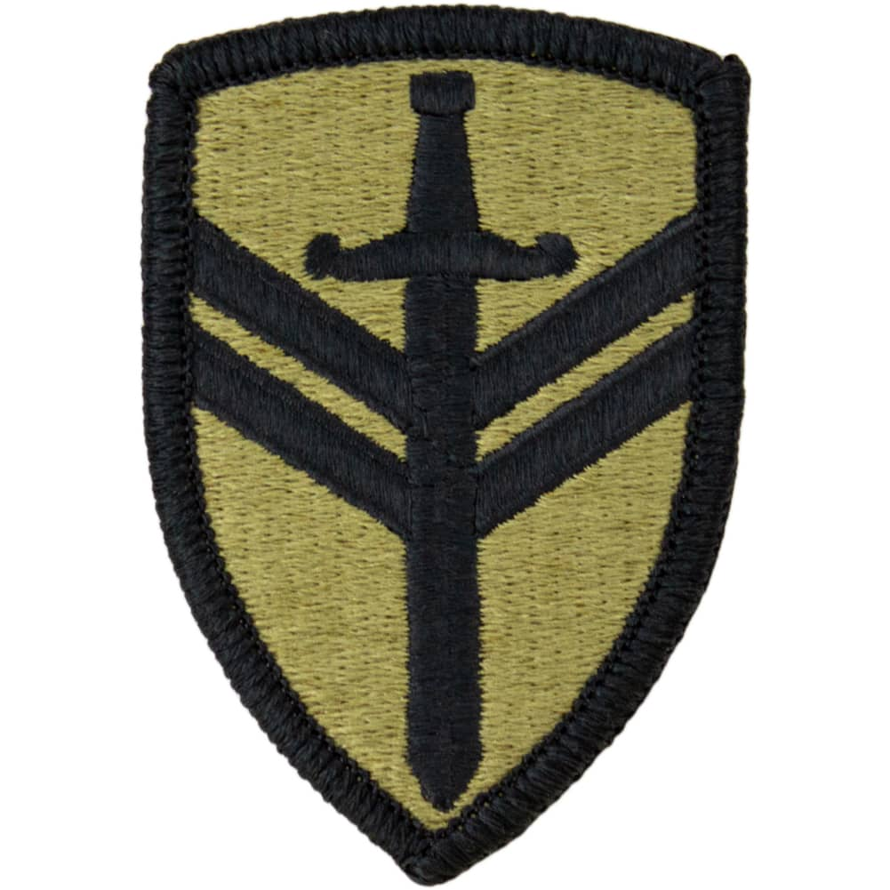 2nd Support Brigade OCP/Scorpion Patch