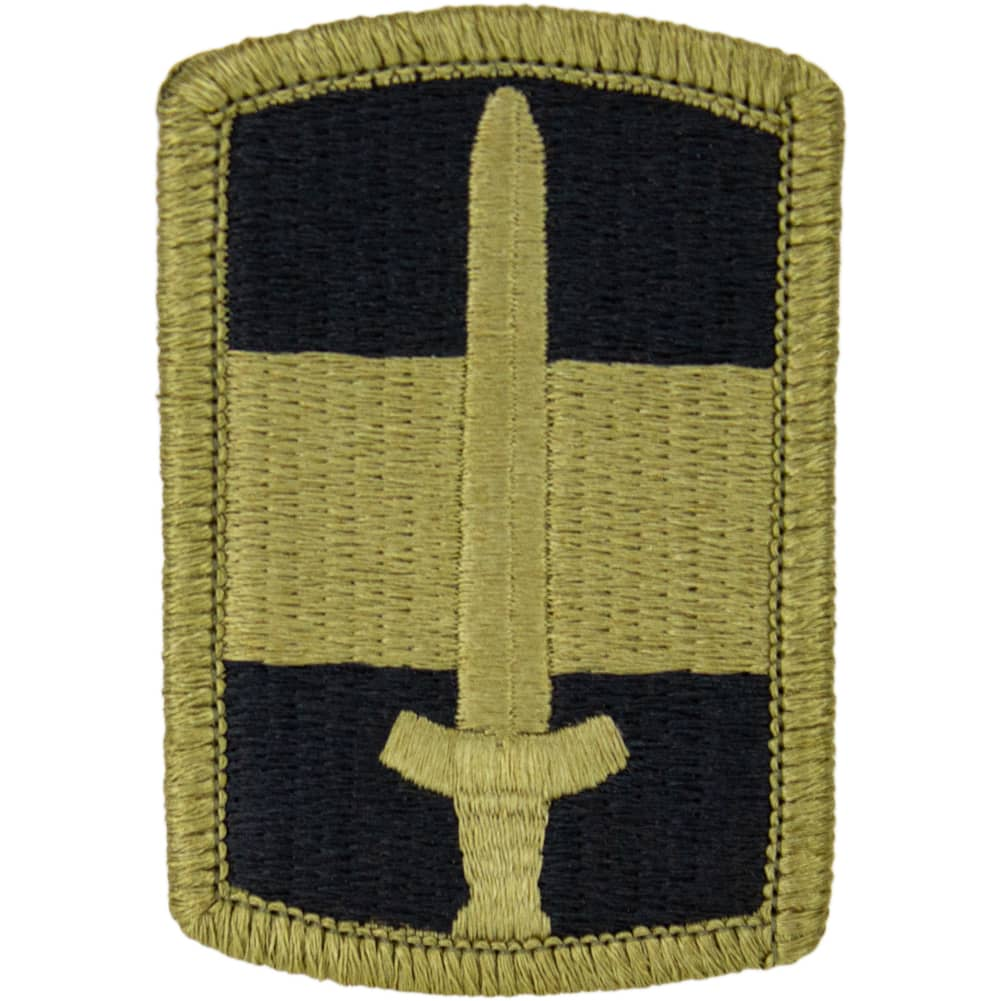308th Civil Affairs Brigade OCP/Scorpion Patch