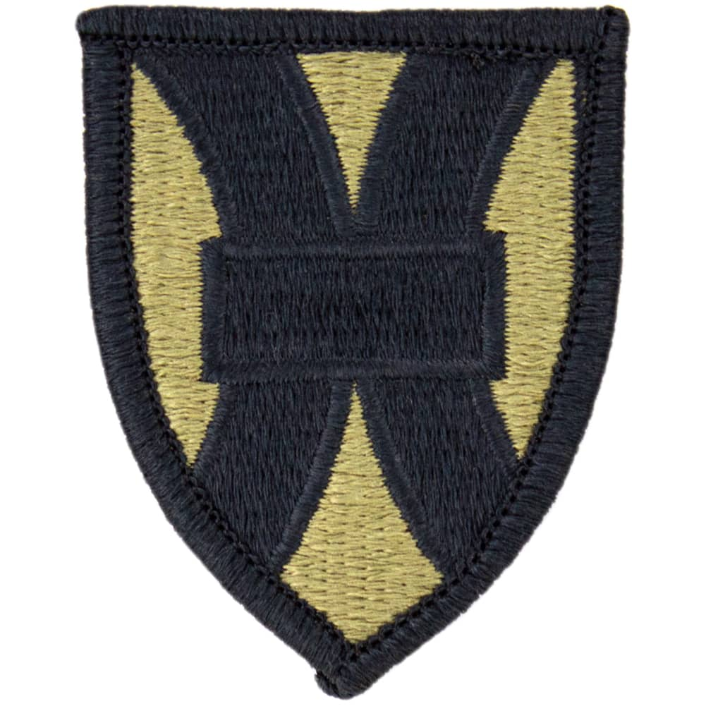 21st Sustainment Command OCP/Scorpion Patch