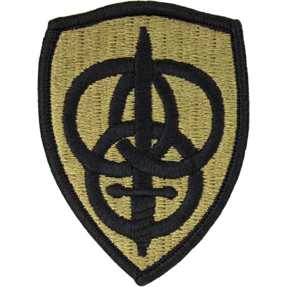 3rd Personnel Command OCP/Scorpion Patch