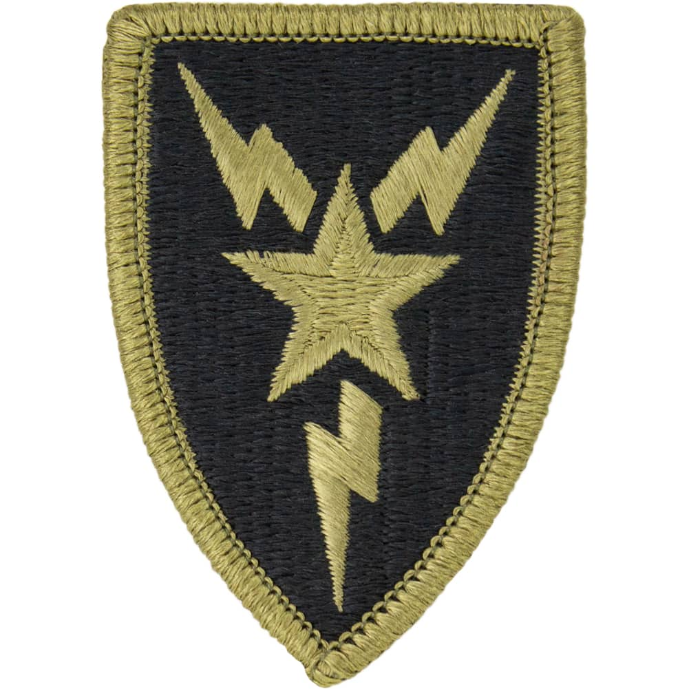 3rd Signal Brigade OCP/Scorpion Patch