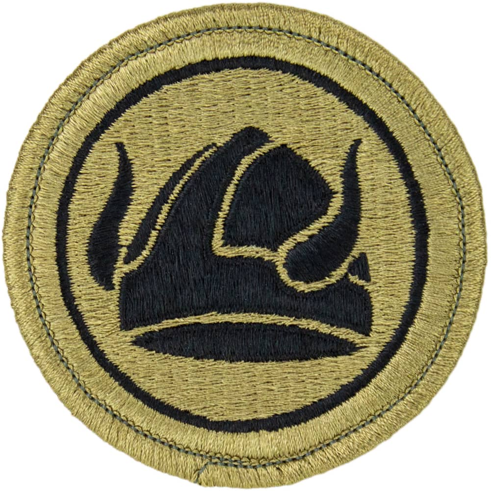 47th Infantry Division OCP/Scorpion Patch
