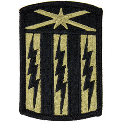 53rd Signal Brigade OCP/Scorpion Patch