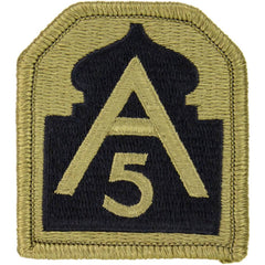 5th Army OCP/Scorpion Patch