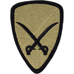 6th Cavalry Brigade OCP/Scorpion Patch