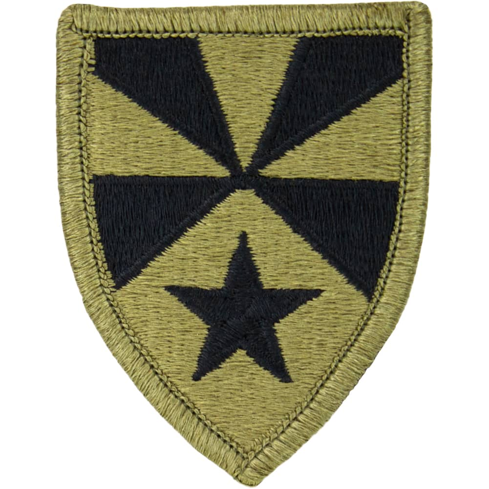7th Army Support Command OCP/Scorpion Patch
