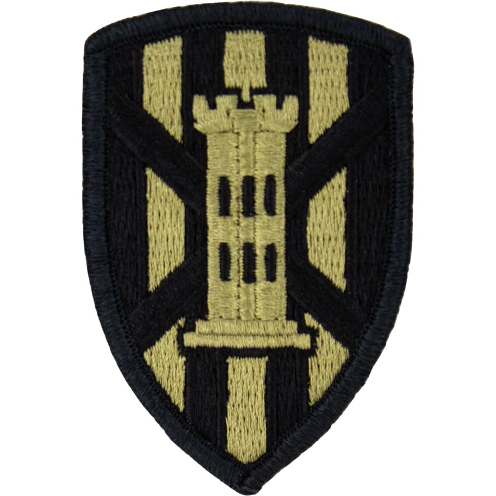 7th Engineer Brigade OCP/Scorpion Patch