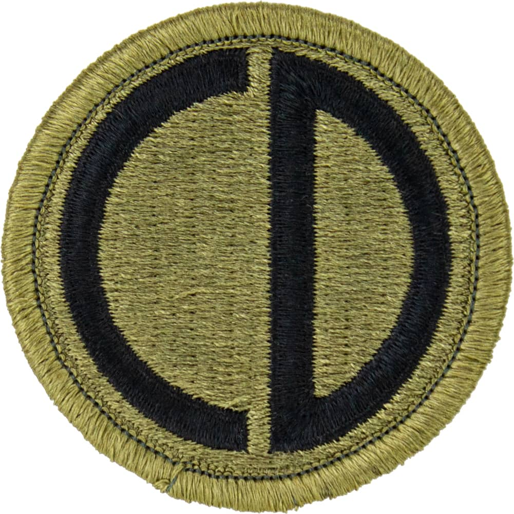 85th Infantry Division OCP/Scorpion Patch