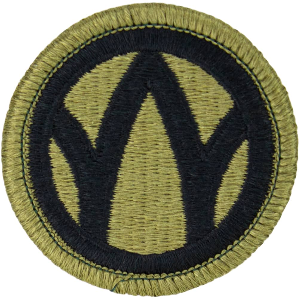 89th Infantry Division OCP/Scorpion Patch