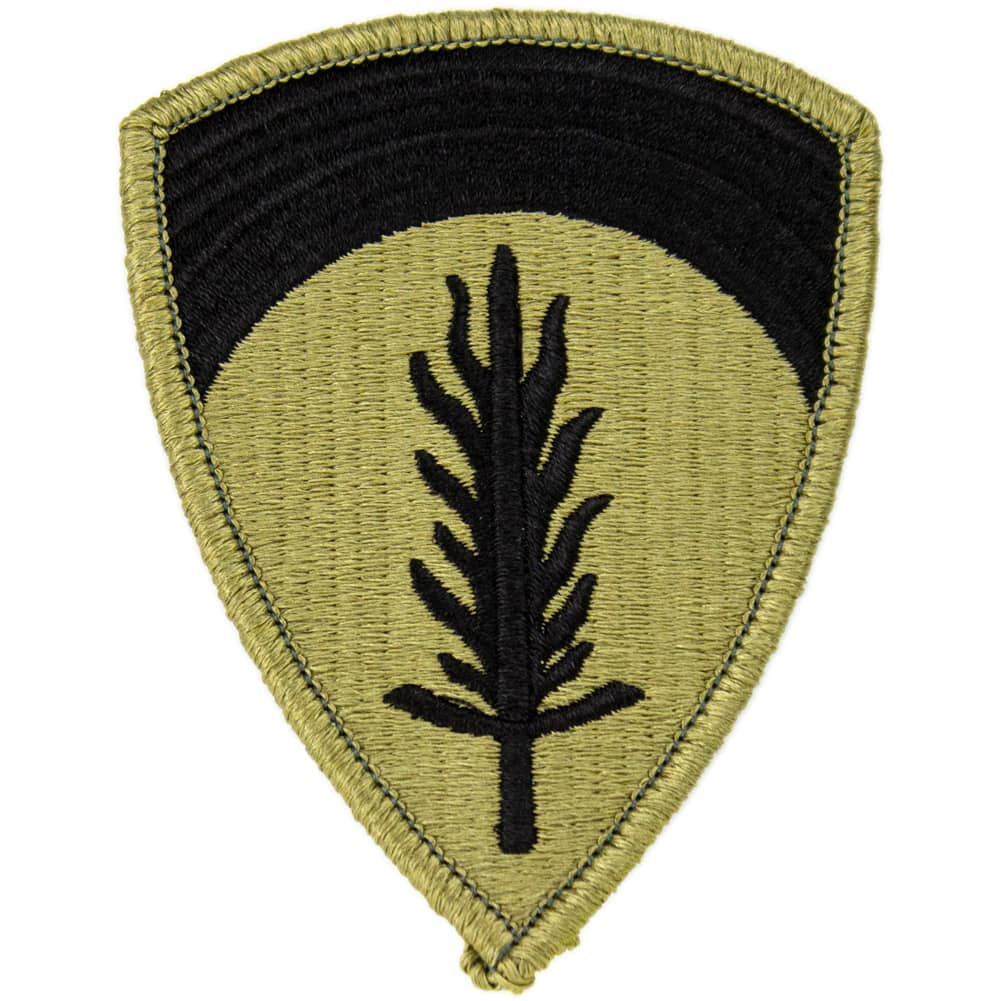 USA Europe Forces OCP/Scorpion Patch
