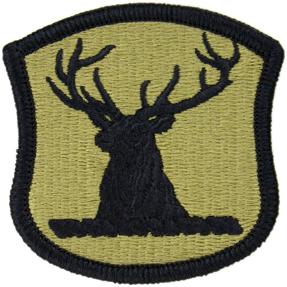 Idaho National Guard HQ OCP/Scorpion Patch