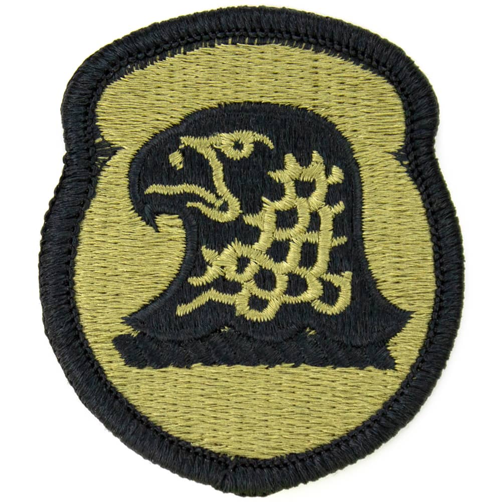 Iowa National Guard OCP/Scorpion Patch