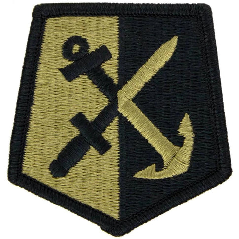 Rhode Island National Guard OCP/Scorpion Patch