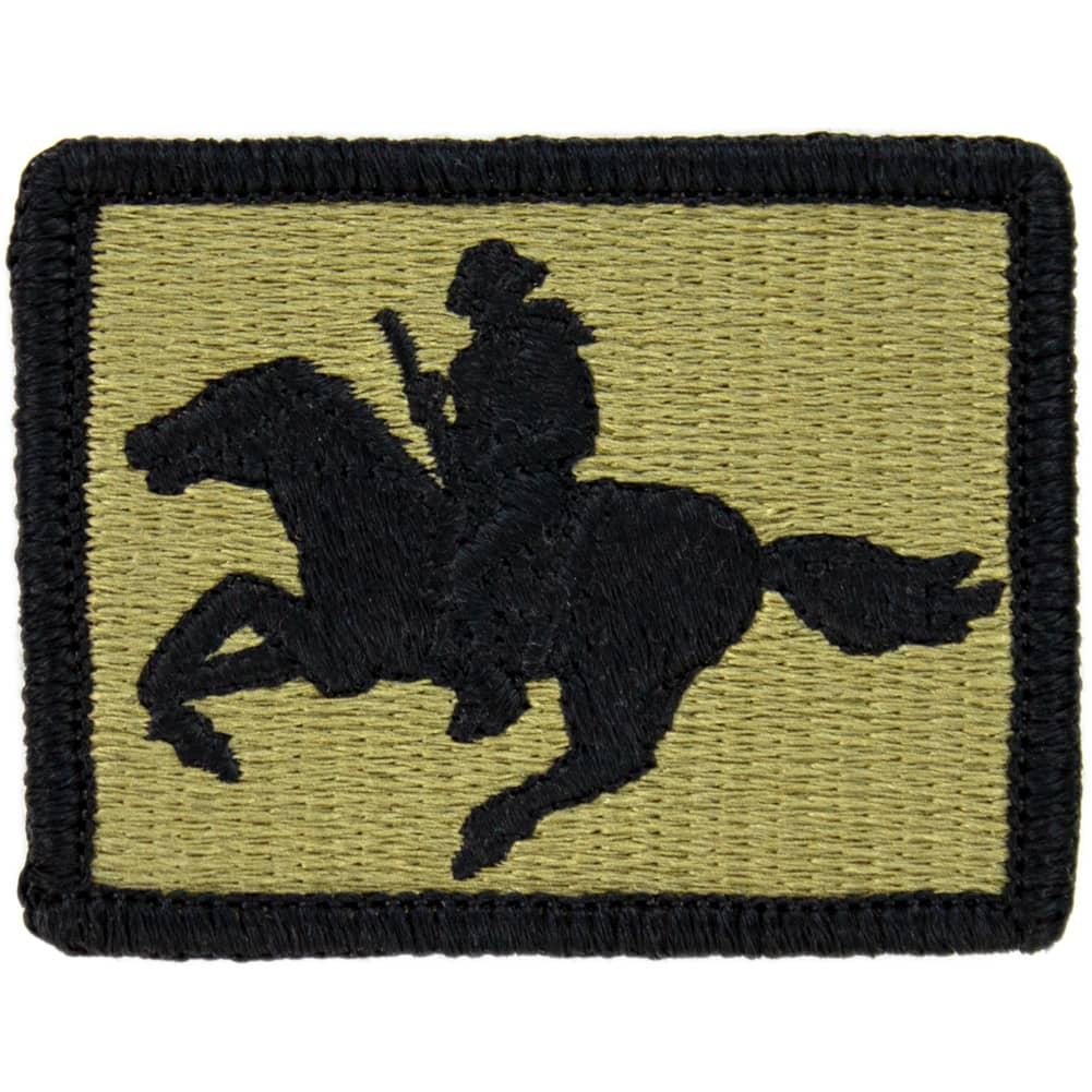 Wyoming National Guard OCP/Scorpion Patch