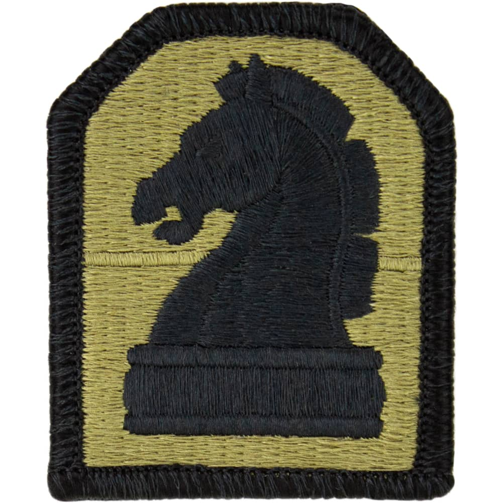 2nd Military Intelligence Command OCP/Scorpion Patch