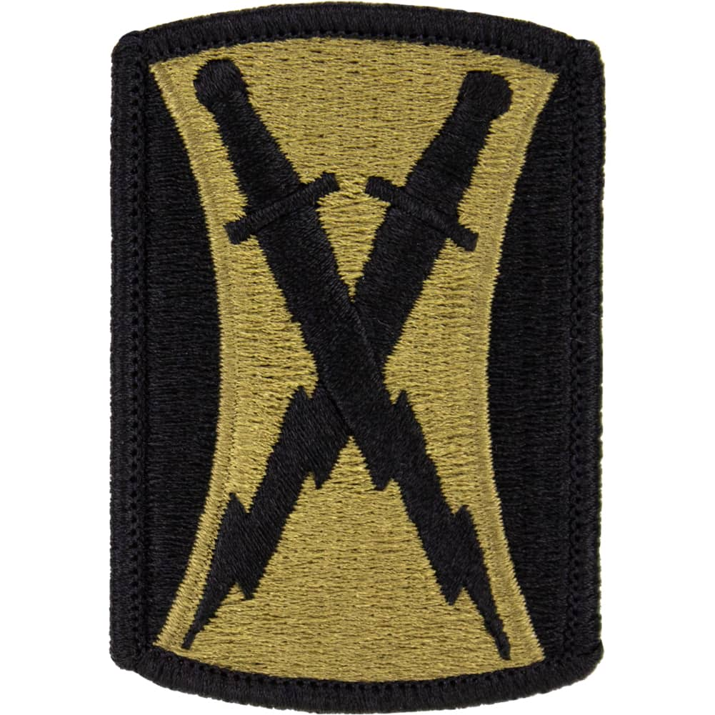106th Signal Brigade OCP/Scorpion Patch
