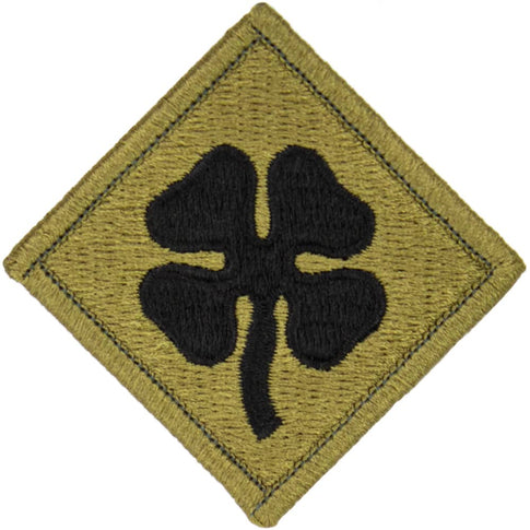 4th Army OCP/Scorpion Patch