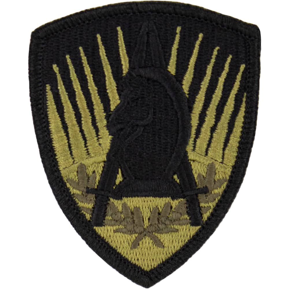 650th Military Intelligence Group OCP/Scorpion Patch