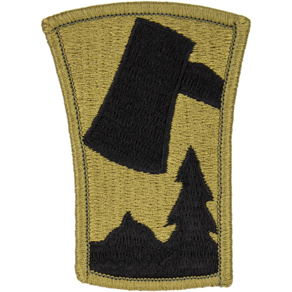 70th Infantry Division OCP/Scorpion Patch
