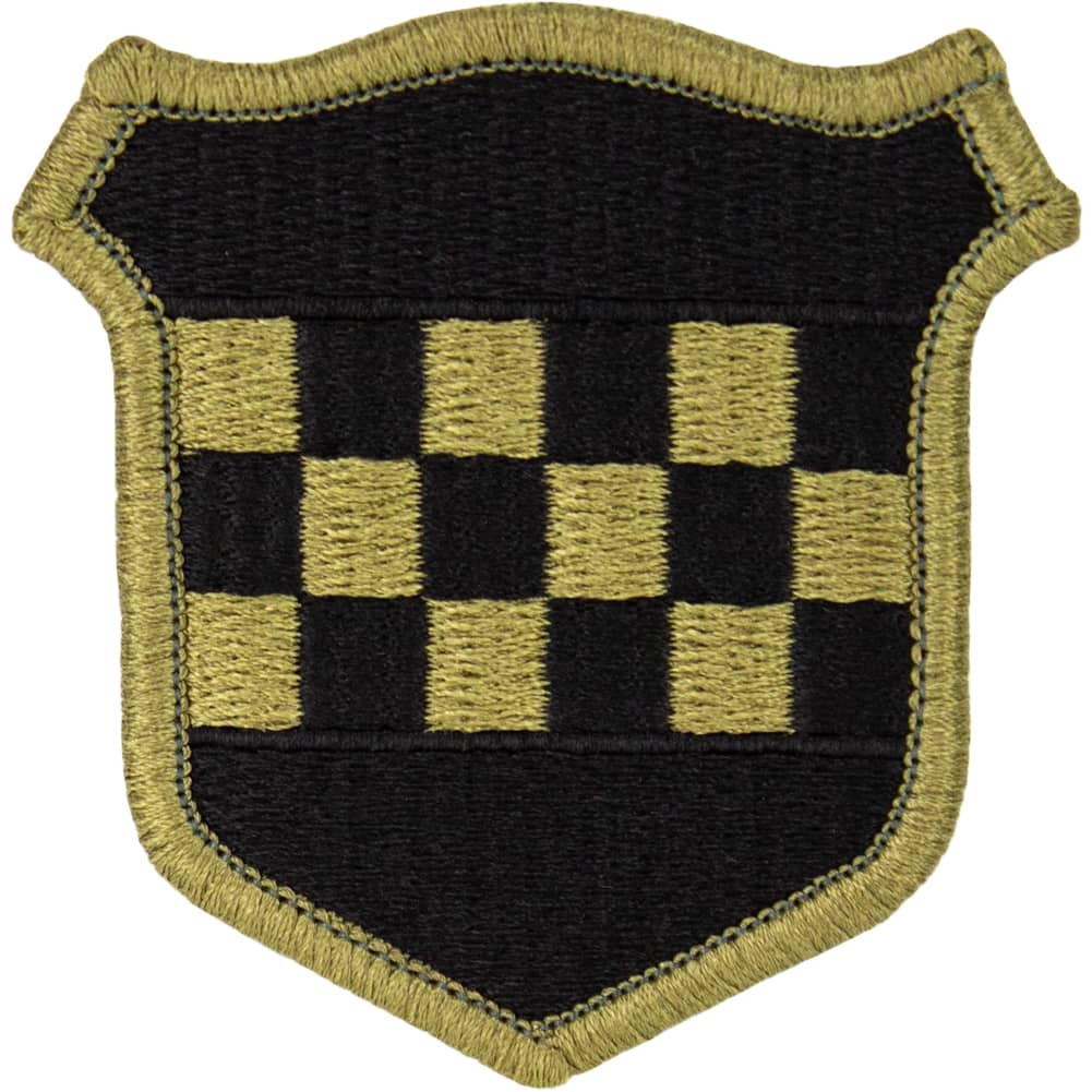 99th Army Reserve Command OCP/Scorpion Patch