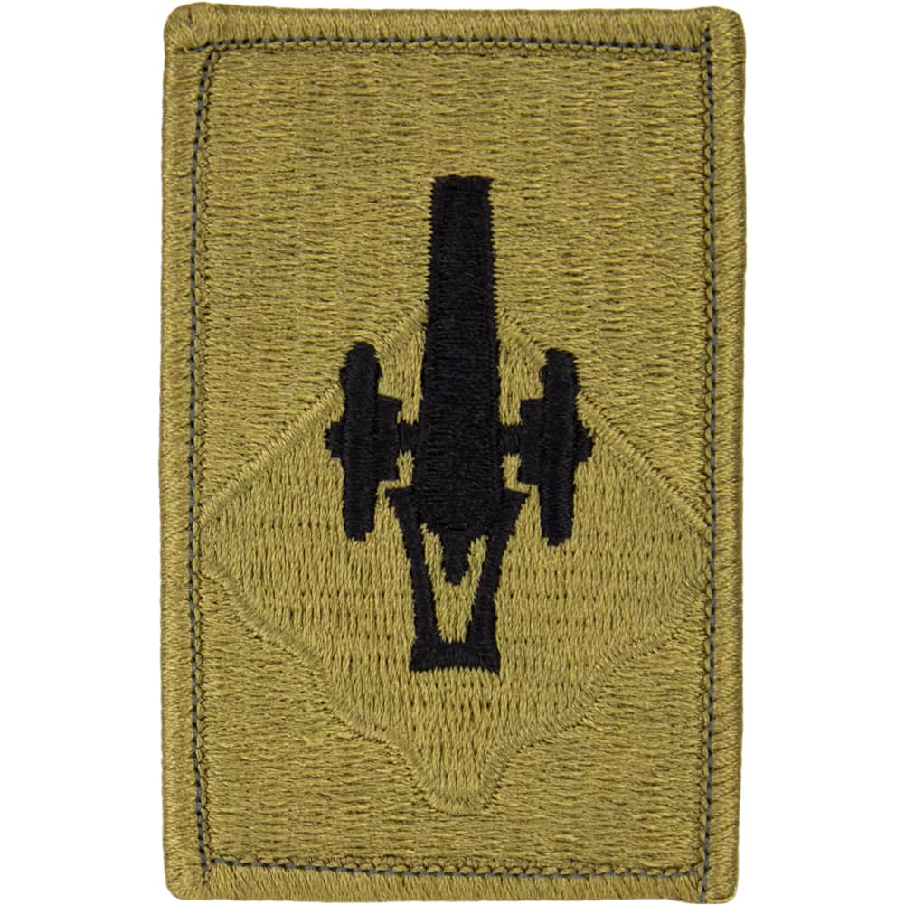 135th Field Artillery OCP/Scorpion Patch