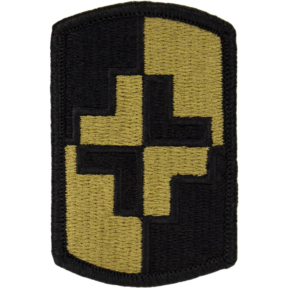 4th Medical Brigade OCP/Scorpion Patch
