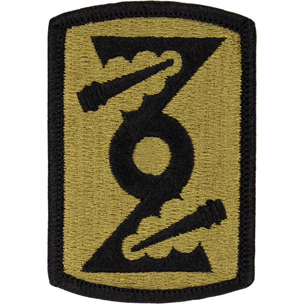 72nd Field Artillery OCP/Scorpion Patch