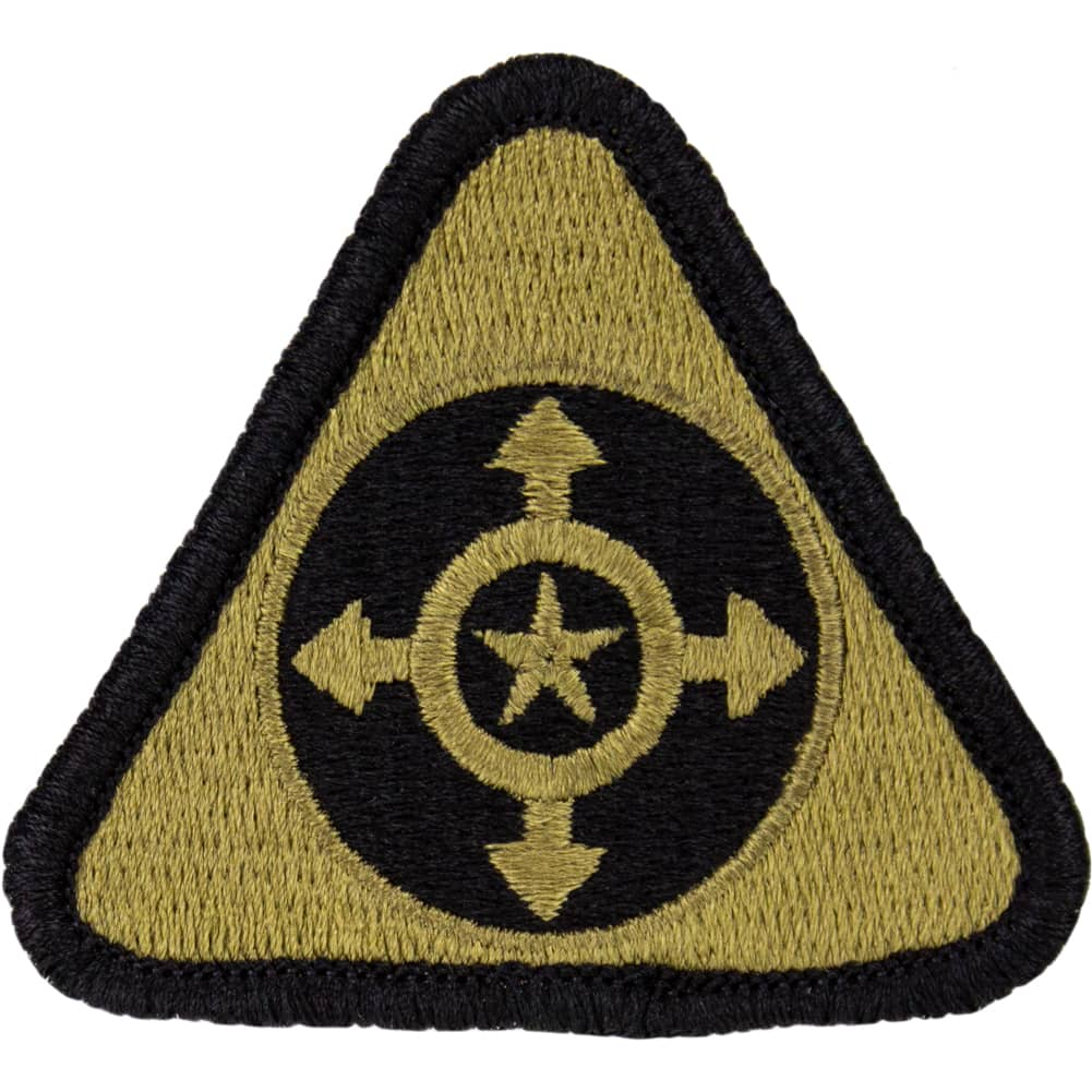 Individual Ready Reserve OCP/Scorpion Patch