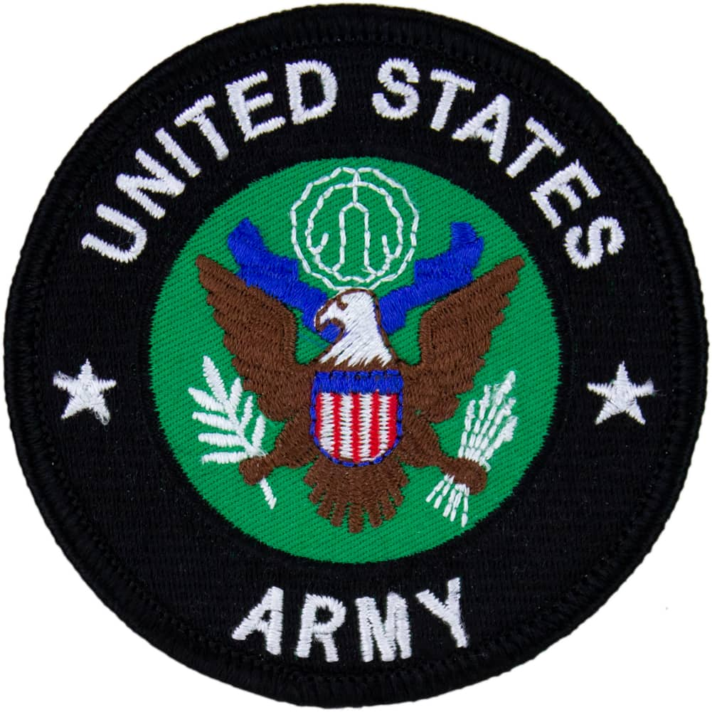 US Army Seal Full Color Patch