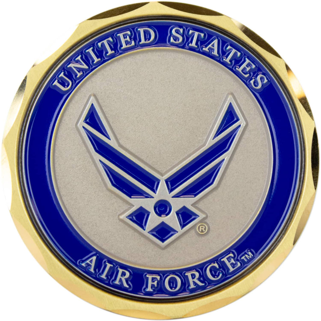 Retired - US Air Force Challenge Coin