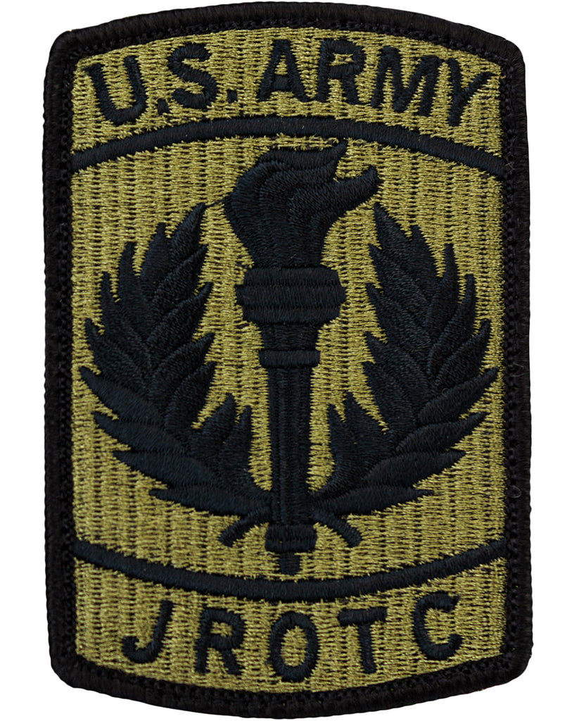 Army JROTC OCP/Scorpion Patch