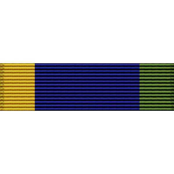Texas State Guard Organizational Excellence THIN Ribbon