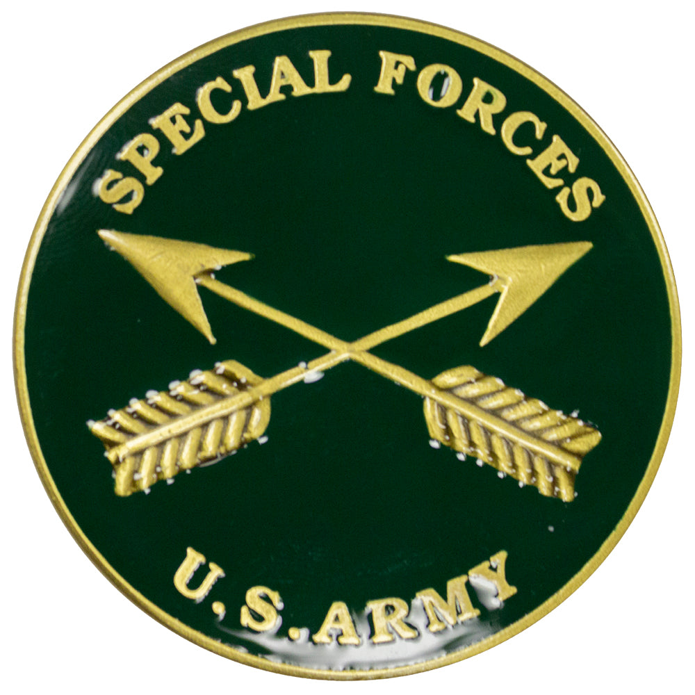 Special Forces Branch Coin