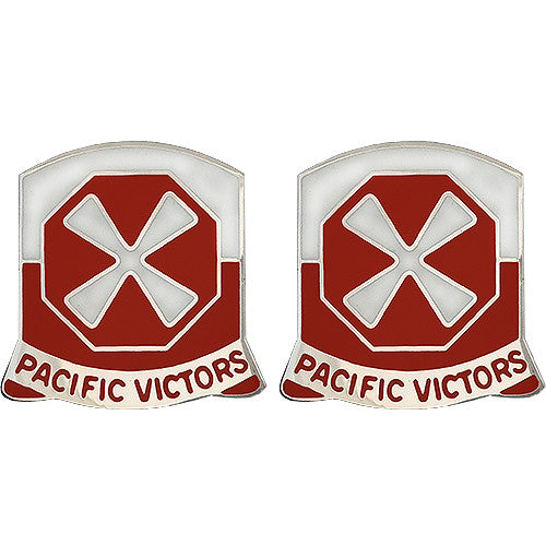 8th Army Unit Crest (Pacific Victors)