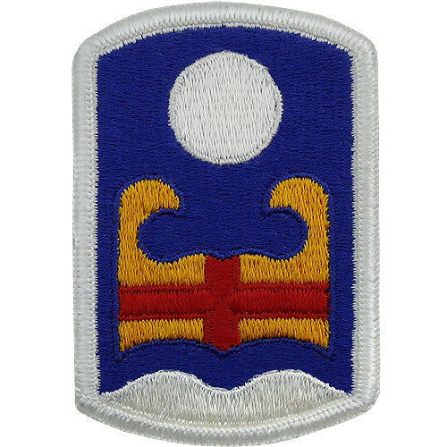92nd Maneuver Enhancement Brigade Class A Patch