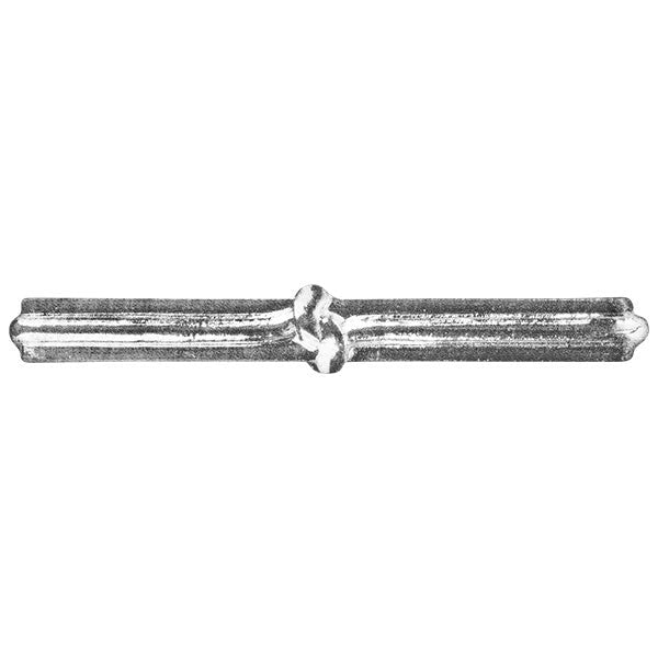 Prongless Silver Good Conduct One Knot Device