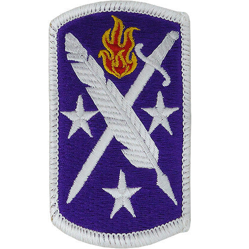 95th Civil Affairs Brigade Class A Patch