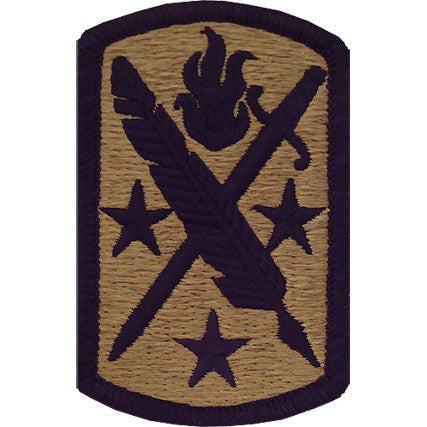 95th Civil Affairs Brigade MultiCam (OCP) Patch