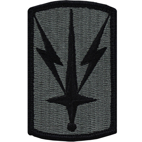 1107th Signal Brigade ACU Patch