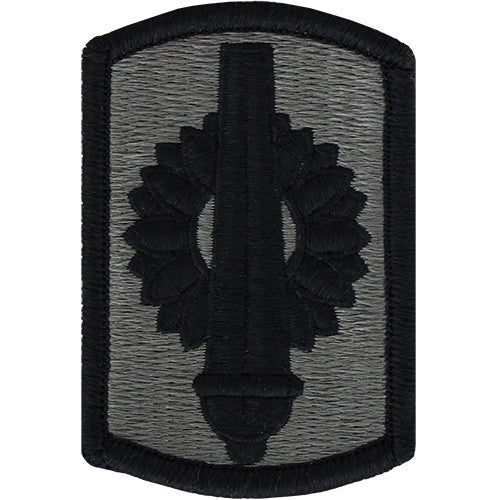 130th Field Artillery Brigade ACU Patch