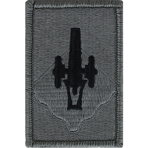 135th Field Artillery ACU Patch