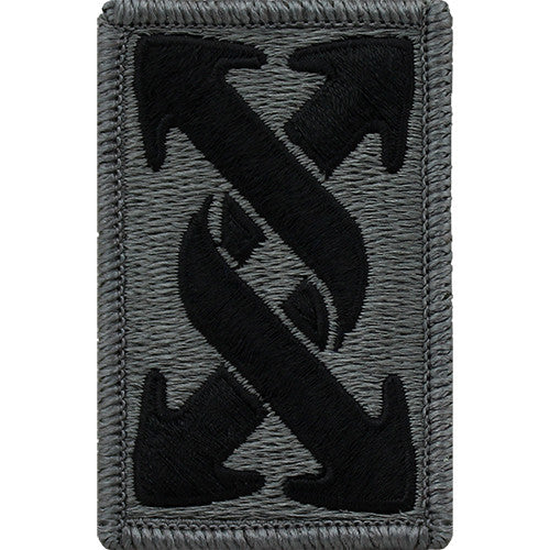 143rd Sustainment Command ACU Patch