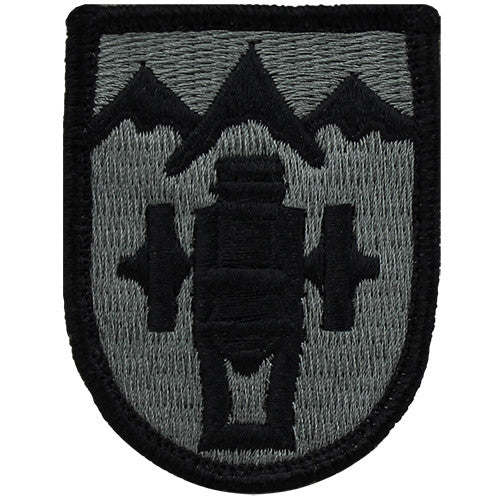 169th Field Artillery Brigade ACU Patch