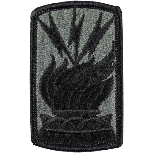 187th Signal Brigade ACU Patch