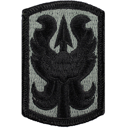 199th Infantry Brigade ACU Patch