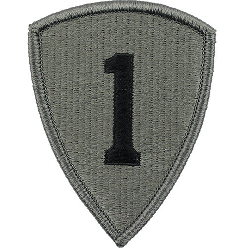 1st Personnel Command ACU Patch