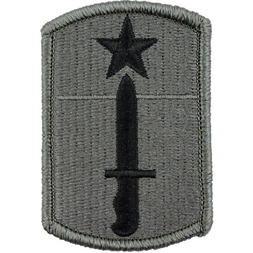 205th Infantry Brigade ACU Patch