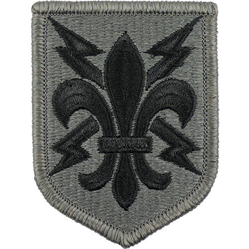 205th Military Intelligence Brigade ACU Patch